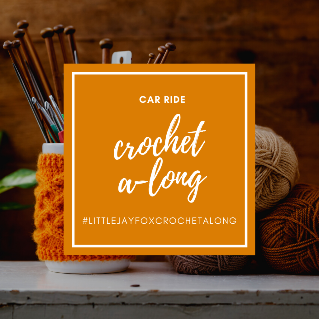 Join Me On A Crochet-A-Long